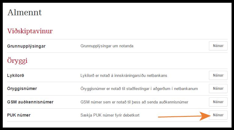 Íslandsbanki sækja PUK mynd 2