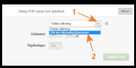 Íslandsbanki sækja PUK mynd03